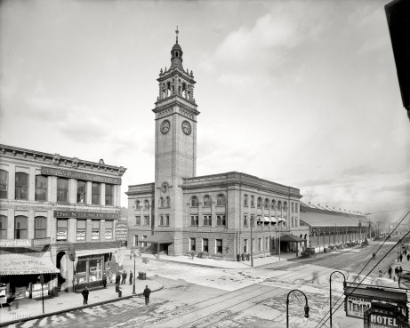 Minneapolis, 1908